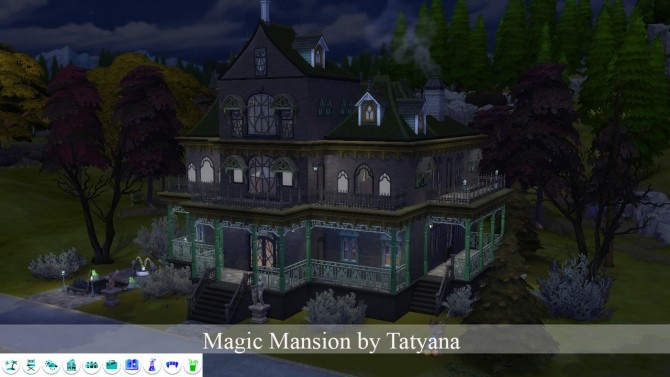 Magic Mansion at Tatyana Name image 9221 670x377 Sims 4 Updates