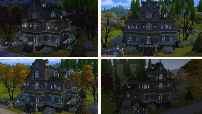 Magic Mansion at Tatyana Name image 9320 670x377 Sims 4 Updates
