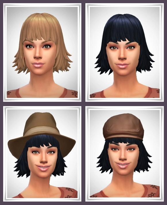 Sims 4 Ronja Bob at Birksches Sims Blog