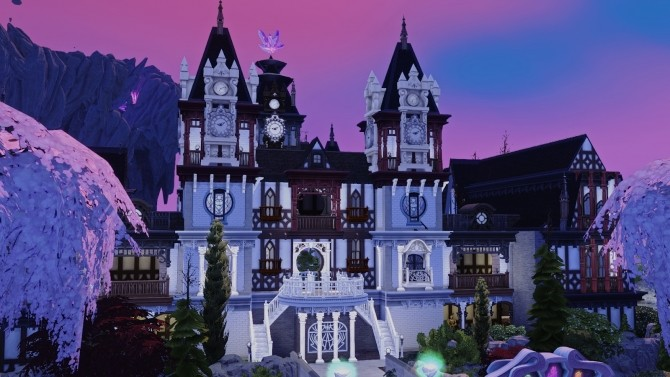 School of Witchcraft and Wizardry at Akai Sims – kaibellvert image 9612 670x377 Sims 4 Updates