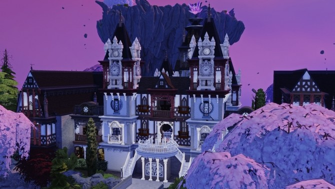 School of Witchcraft and Wizardry at Akai Sims – kaibellvert image 9712 670x377 Sims 4 Updates