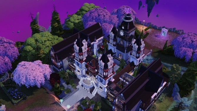 School of Witchcraft and Wizardry at Akai Sims – kaibellvert image 9812 670x377 Sims 4 Updates