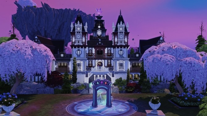 School of Witchcraft and Wizardry at Akai Sims – kaibellvert image 9912 670x377 Sims 4 Updates