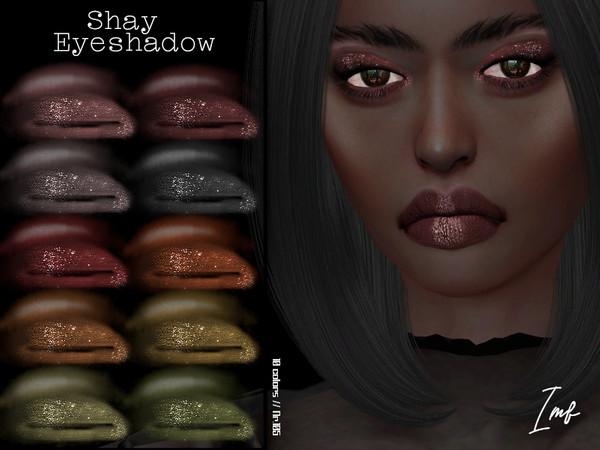 Sims 4 IMF Shay Eyeshadow N.105 by IzzieMcFire at TSR