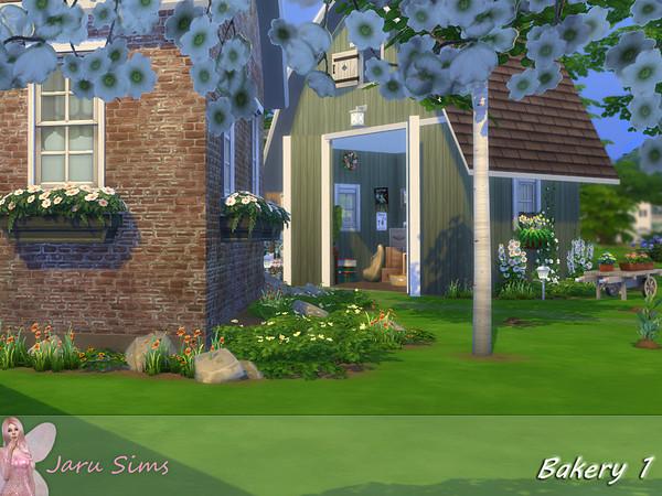 Bakery 1 by Jaru Sims at TSR image 10 Sims 4 Updates