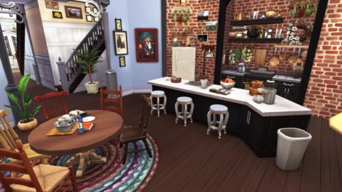 Sabrina the Teenage Witch's house at BERESIMS image 1003 Sims 4 Updates