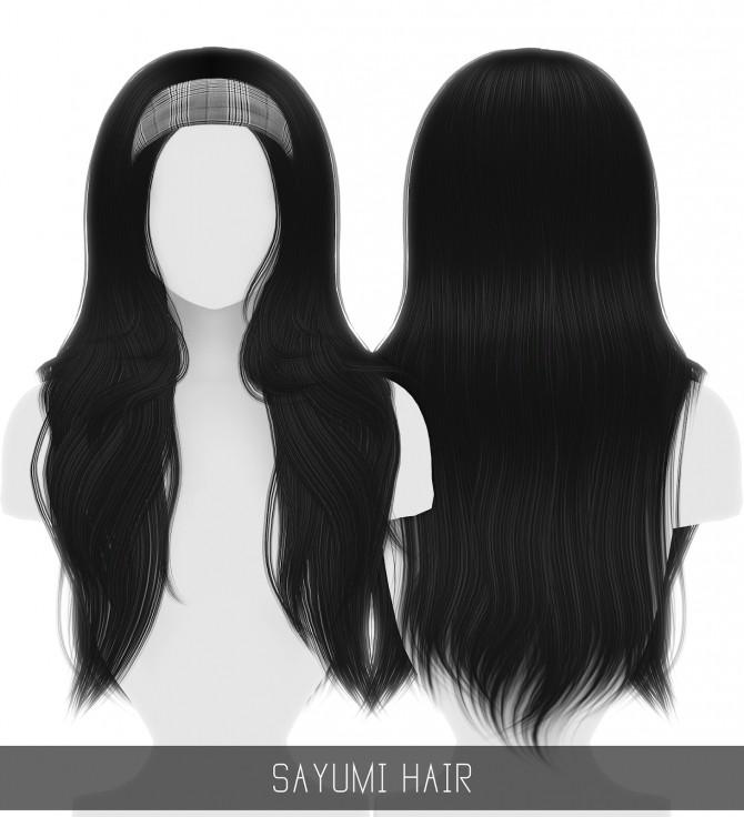 SAYUMI HAIR + TODDLER & CHILD at Simpliciaty image 10110 670x736 Sims 4 Updates