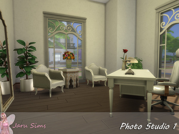 Photo Studio 1 by Jaru Sims at TSR image 1013 Sims 4 Updates