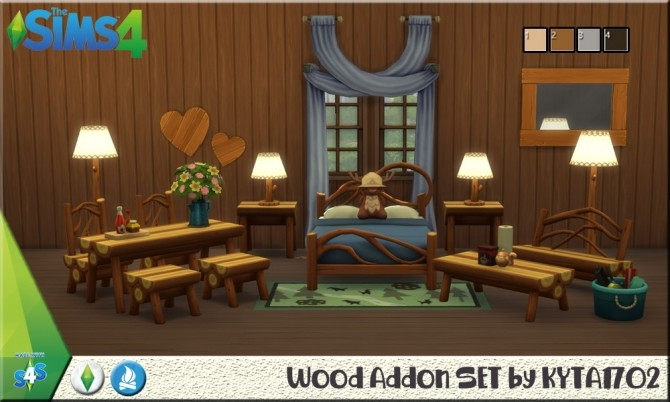 Outdoor Retreat Addon set by Kyta1702 at Simmetje Sims image 1024 670x402 Sims 4 Updates