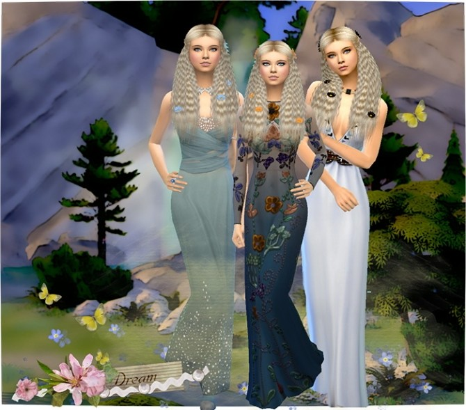 Artemis Odyssee by Mich Utopia at Sims 4 Passions image 1029 670x589 Sims 4 Updates