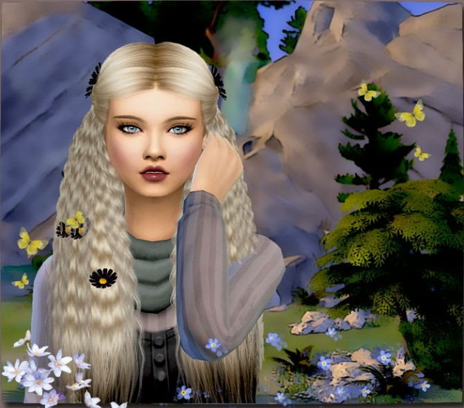 Artemis Odyssee by Mich Utopia at Sims 4 Passions image 1037 670x589 Sims 4 Updates