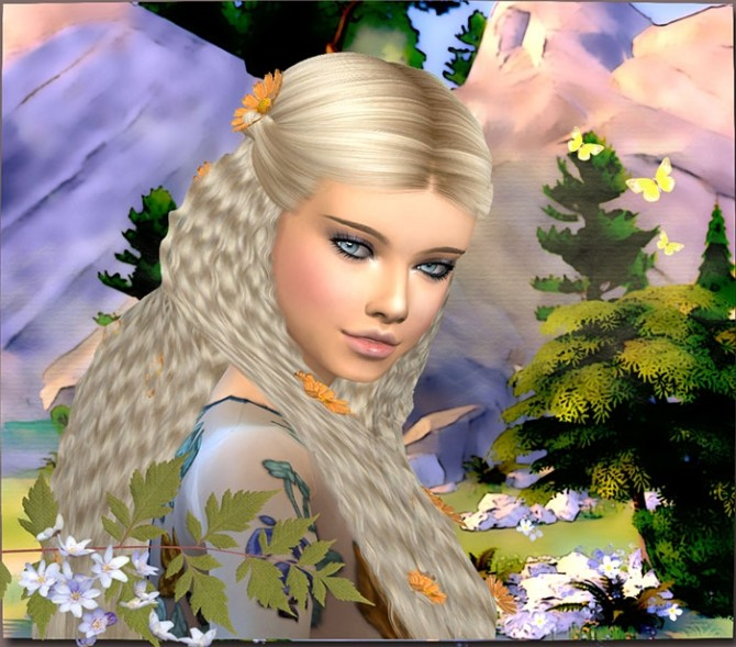 Artemis Odyssee by Mich Utopia at Sims 4 Passions image 1047 670x589 Sims 4 Updates