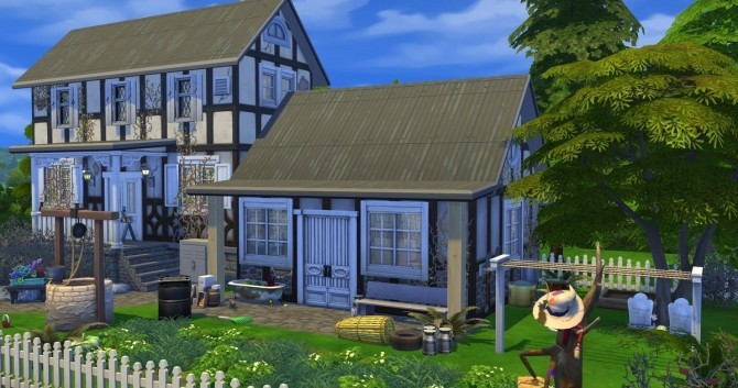 Abandoned farm house at Fab Flubs image 1094 670x353 Sims 4 Updates