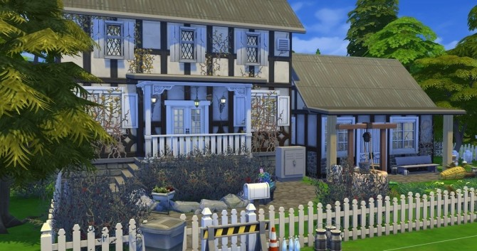 Abandoned farm house at Fab Flubs image 1105 670x353 Sims 4 Updates