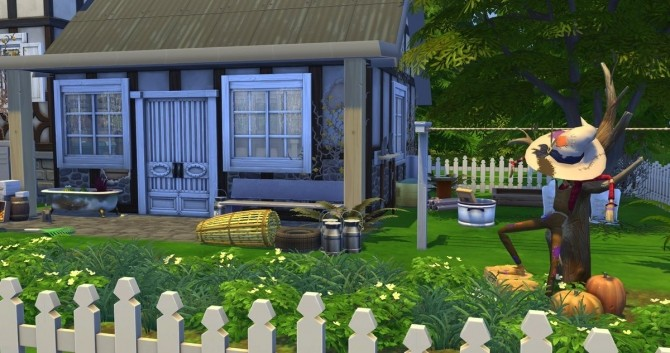 Abandoned farm house at Fab Flubs image 1123 670x353 Sims 4 Updates