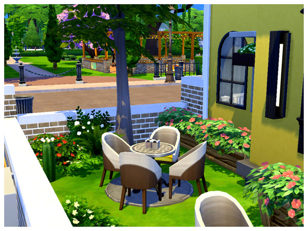 The Corner Bakery by Mini Simmer at TSR image 1130 Sims 4 Updates