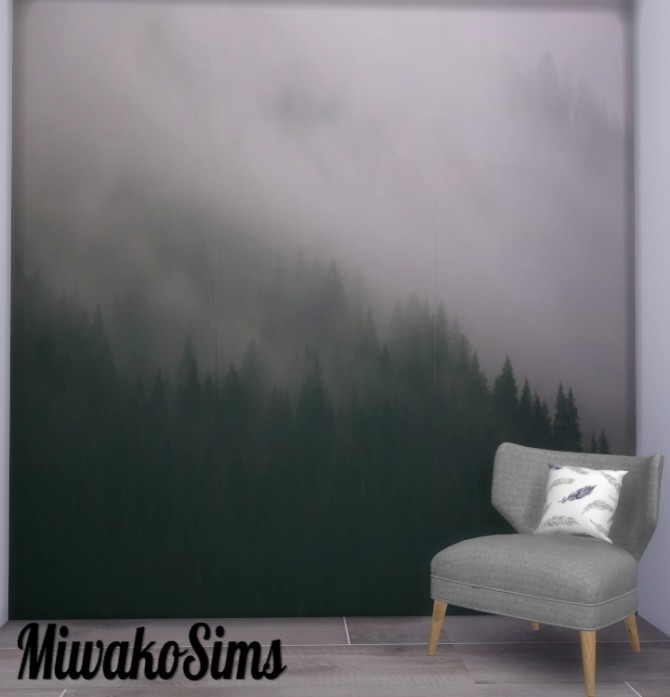 Wall #2 at MiwakoSims image 1183 670x697 Sims 4 Updates