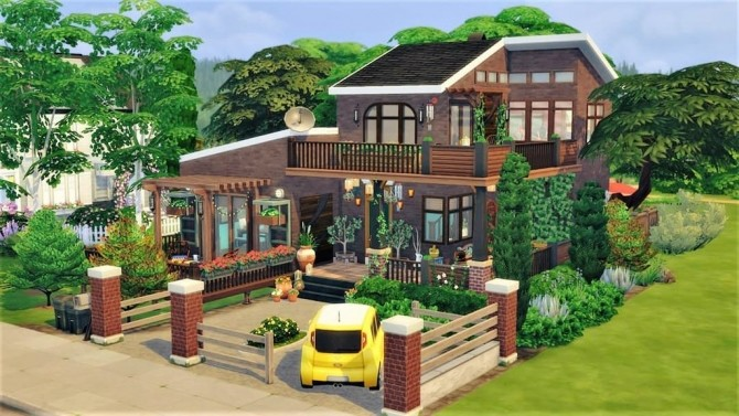Sparrows Nest at Agathea k image 1198 670x377 Sims 4 Updates