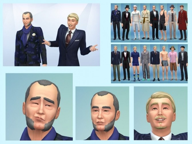 Clithering and Craddock at KyriaT's Sims 4 World image 1199 670x503 Sims 4 Updates