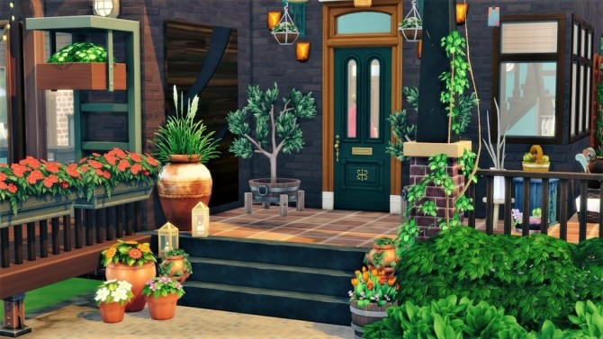 Sparrows Nest at Agathea k image 1208 670x377 Sims 4 Updates