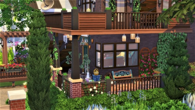 Sparrows Nest at Agathea k image 12113 670x377 Sims 4 Updates