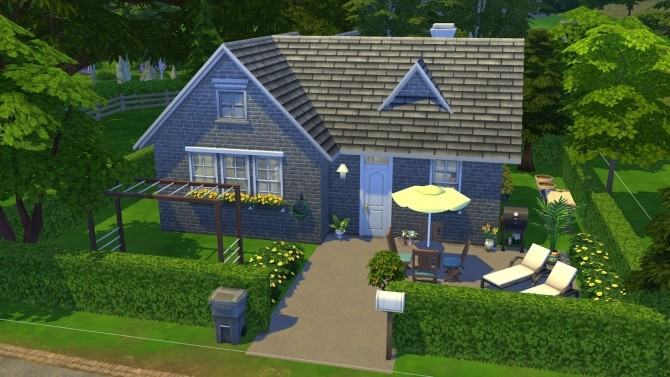 Cute and cozy cottage at Fab Flubs image 12211 670x377 Sims 4 Updates