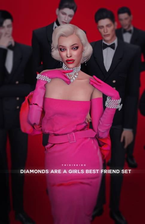 Diamonds Are A Girl's Best Friend set at Kiro image 1243 Sims 4 Updates