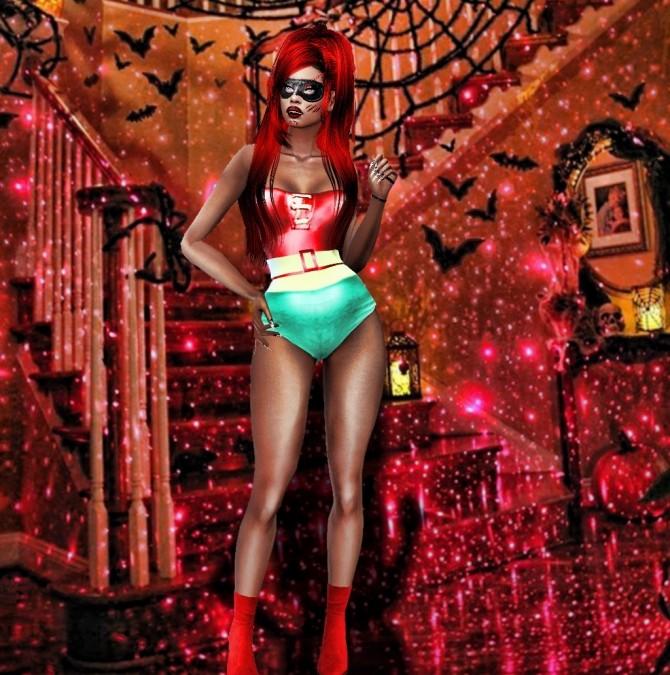 Halloween Gift 2 at Teenageeaglerunner image 1276 670x675 Sims 4 Updates