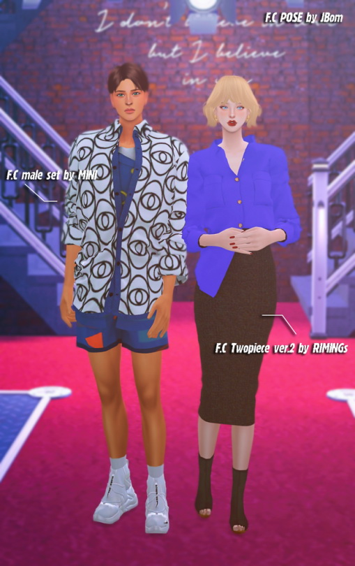 2019 FASHION COLLECTION COLLABORATION at Lemon Sims 4 image 1314 Sims 4 Updates