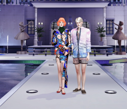 2019 FASHION COLLECTION COLLABORATION at Lemon Sims 4 image 1321 Sims 4 Updates