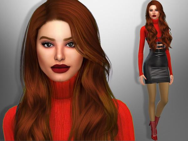 Cheryl Blossom by divaka45 at TSR image 1325 Sims 4 Updates
