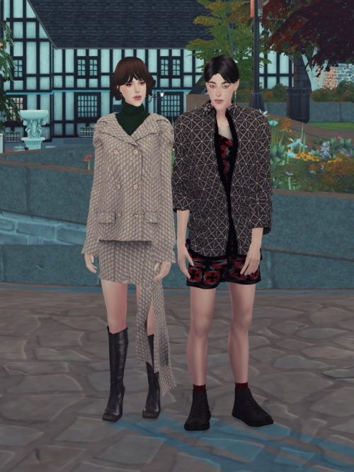2019 FASHION COLLECTION COLLABORATION at Lemon Sims 4 image 1331 Sims 4 Updates