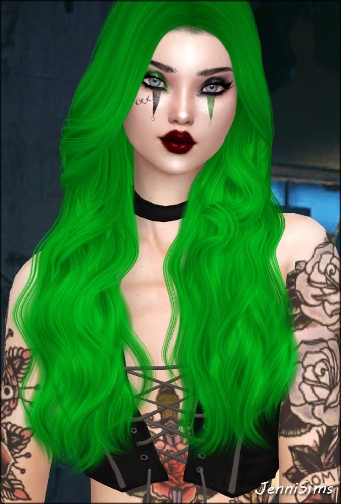 Harlequin Eyeshadow 17 Swatches at Jenni Sims image 140 670x990 Sims 4 Updates