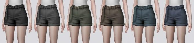 High Waisted Shorts at Darte77 image 14091 670x150 Sims 4 Updates