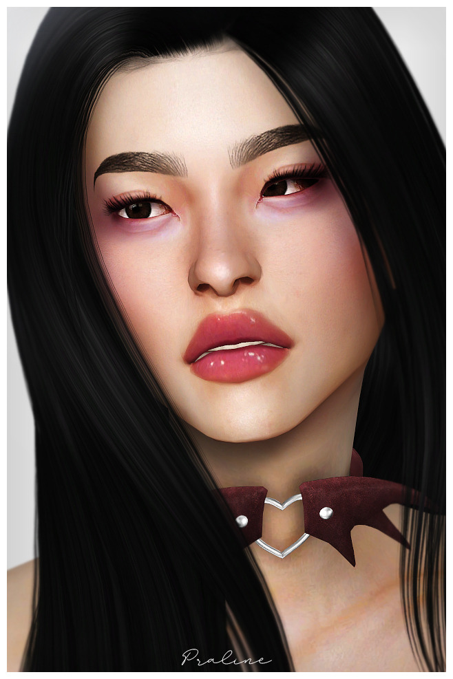 Sims 4 Ultimate collection 176 necklaces at Praline Sims