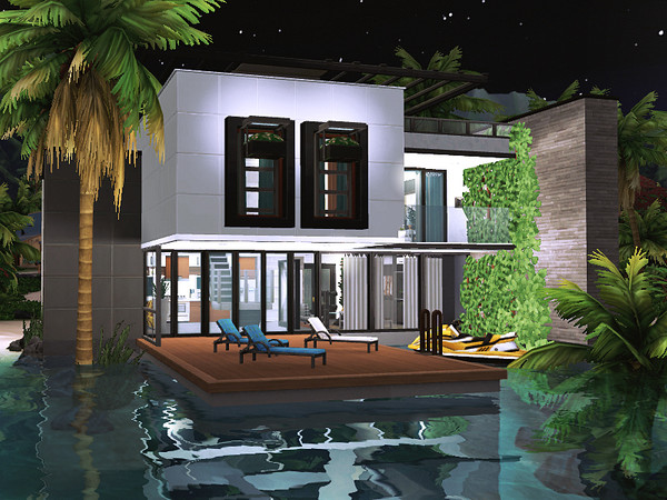 Rene house by Rirann at TSR image 1539 Sims 4 Updates