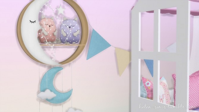 Dream Kids Room at Helen Sims image 1554 670x377 Sims 4 Updates