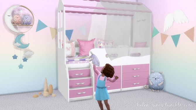 Dream Kids Room at Helen Sims image 1594 670x377 Sims 4 Updates