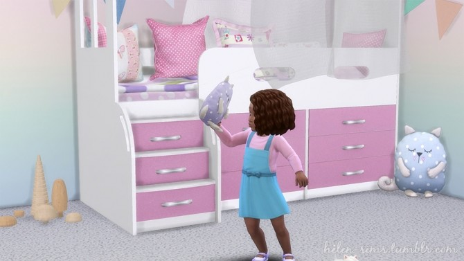 Dream Kids Room at Helen Sims image 1603 670x377 Sims 4 Updates
