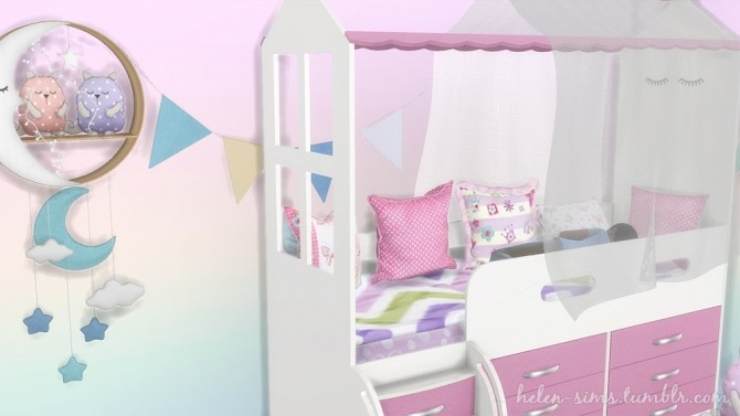 Dream Kids Room at Helen Sims image 16110 670x377 Sims 4 Updates