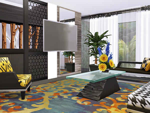 Rene house by Rirann at TSR image 1638 Sims 4 Updates