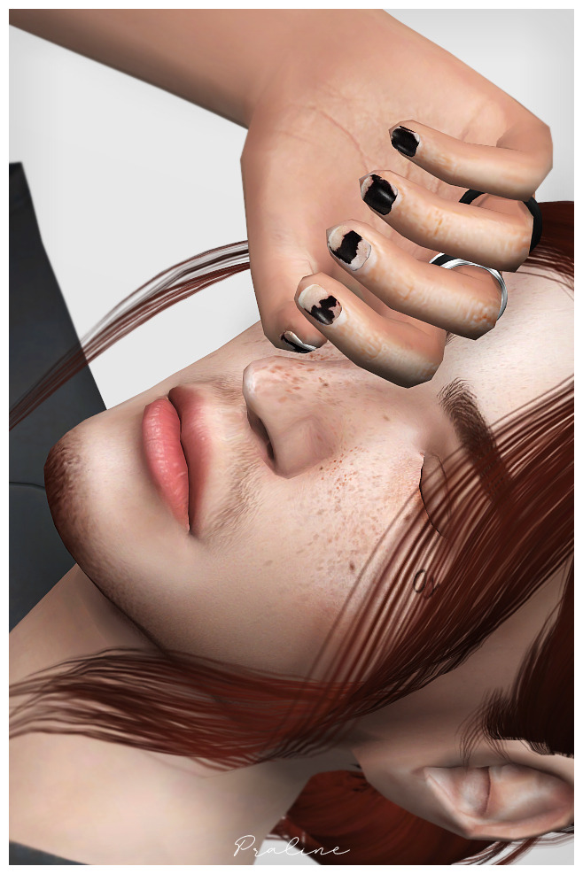 Sims 4 Ultimate collection arm + hand jewellery at Praline Sims