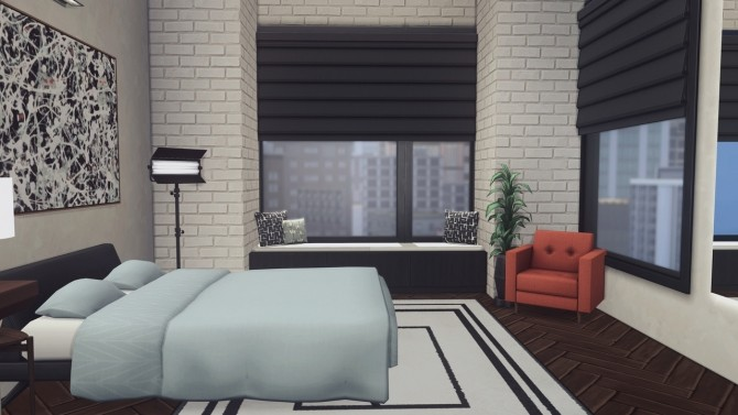 Luxe Retro Apartment at Harrie image 1677 670x377 Sims 4 Updates