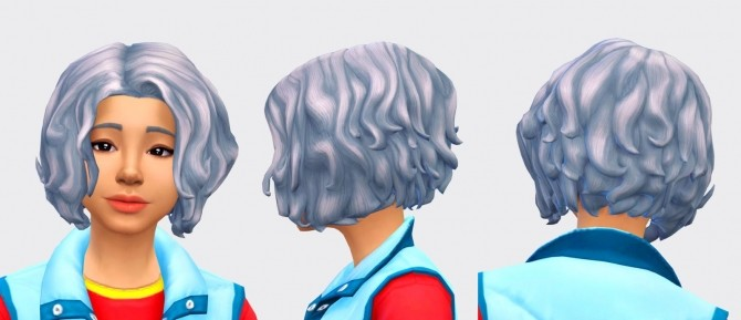 Melatonin Hair at Pickypikachu image 1684 670x289 Sims 4 Updates