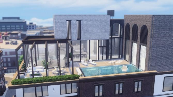 Modern Scandi Penthouse at Harrie image 1691 670x377 Sims 4 Updates