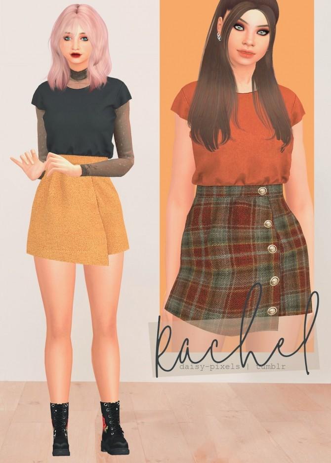 Rachel Set at Daisy Pixels image 1692 670x937 Sims 4 Updates