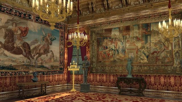 Royal Decor Set at Regal Sims image 173 Sims 4 Updates