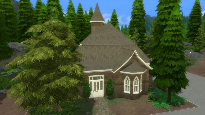 Sims 4 Glimmerbrook renovation #3 | Three Wands Bar by iSandor at Mod The Sims