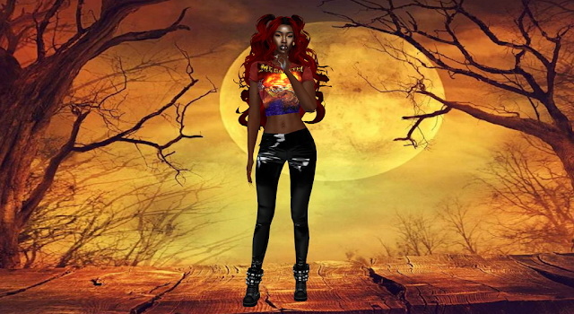Halloween CAS Backgrounds at Teenageeaglerunner image 197 Sims 4 Updates