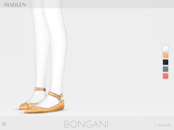 Sims 4 Madlen Bongani Shoes by MJ95 at TSR